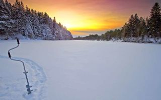 Рыбалка в декабре: ловля налима, щуки, судака, окуня, плотвы, карася