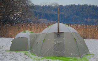 Палатки лотос для зимней рыбалки – характеристики, цены, где купить