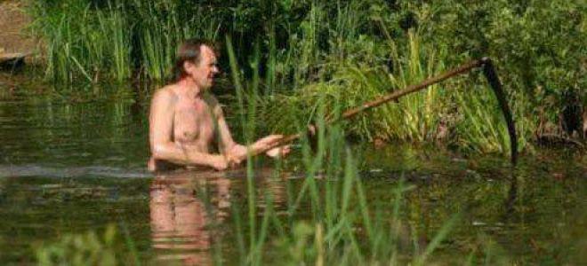 10 смешных курьезов на рыбалке :) Часть 1