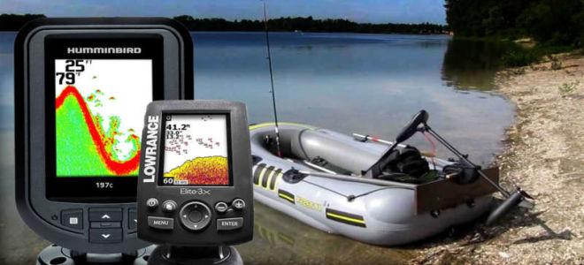 Руководство по выбору эхолота для рыбалки – для ловли с берега и на реке