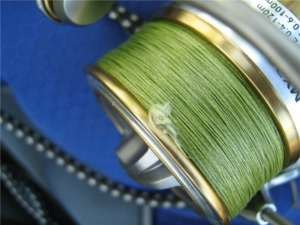 Леска плетенка на окуня