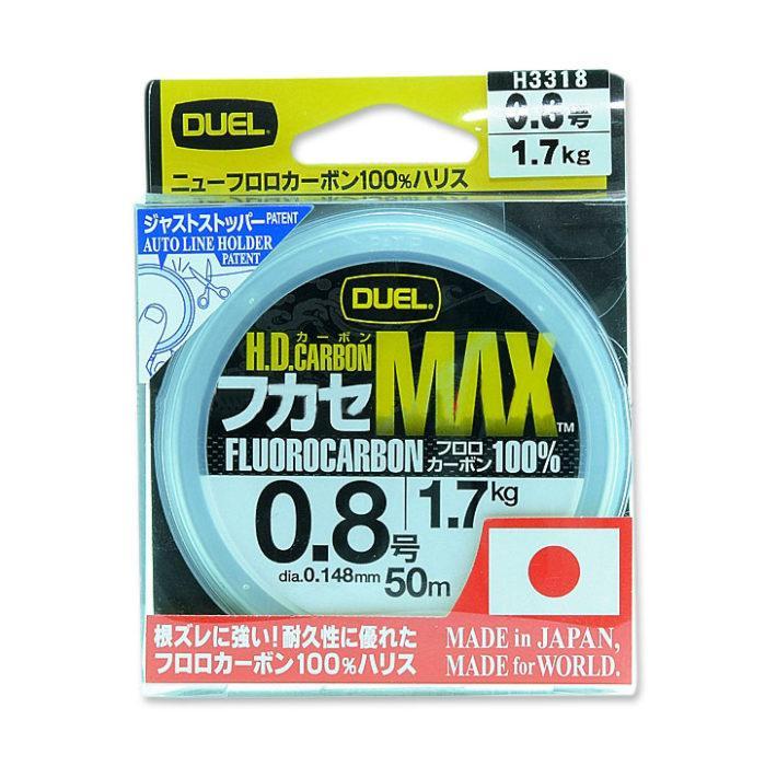 Duel HD carbon max