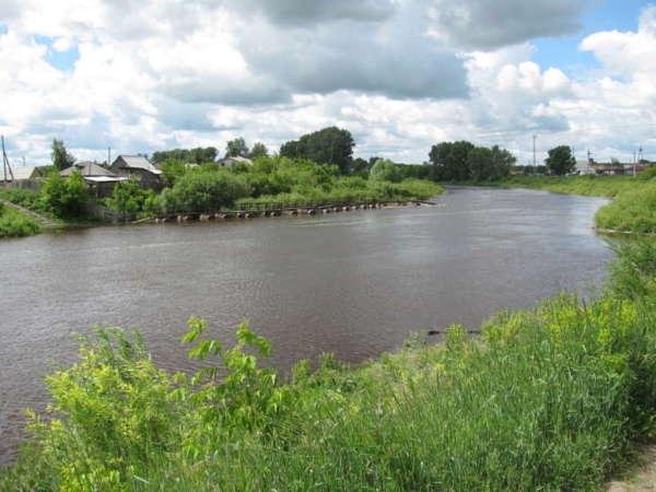 Река Ом