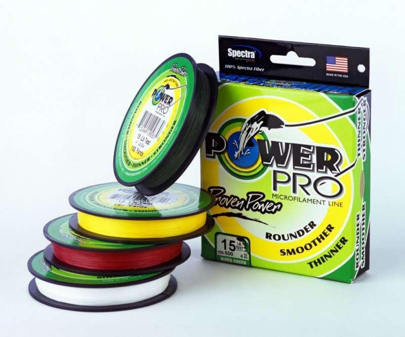 Плетеная леска Power Pro