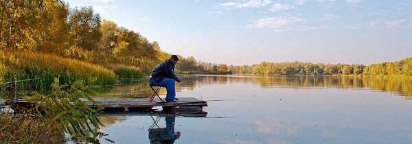 Рыбалка на белого амура осенью