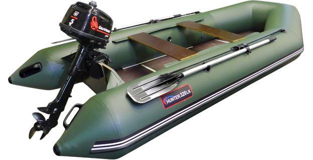 hunter 320 LK ТОП рейтинг лодок ПВХ