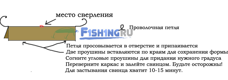 Как сделать стукалку на налима своими руками f1sh1ng.ru