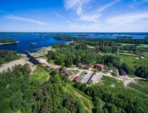 Рыбалка в Ленинградской области - советы, карты, базы