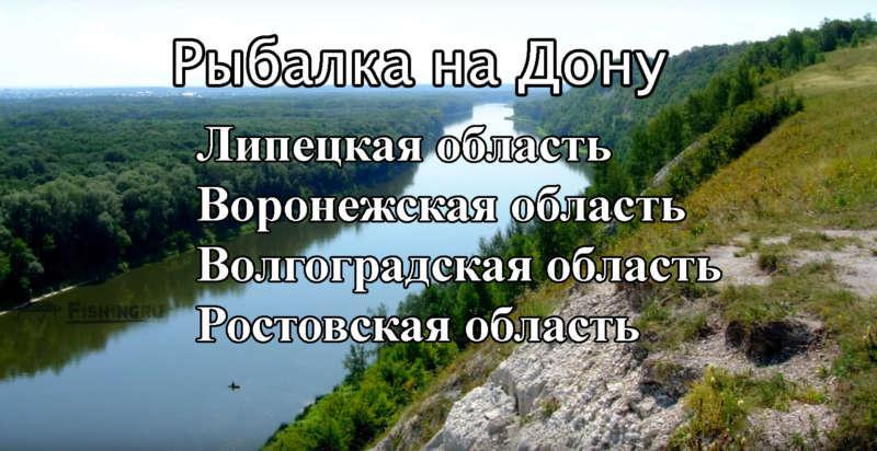 Рыбалка на Дону от f1sh1ng.ru