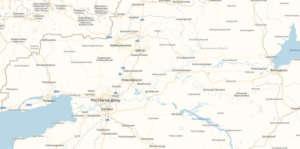 Ловля в Ростове-на-Дону карта