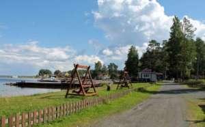 Рыболовная база Уя