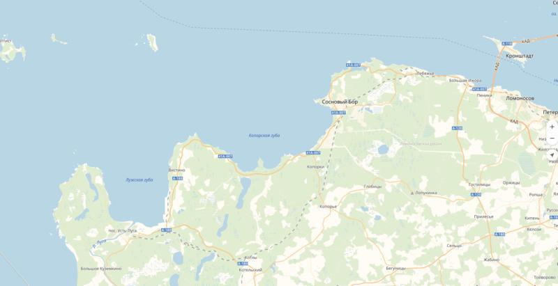 Запад Финки