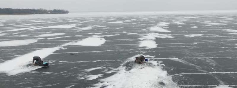 Ловля плотвы зимой на водоеме прикормка