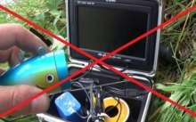 Лучшие камеры для зимней рыбалки отзывы