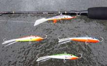 Приманка для ловли рыбы в Якутии