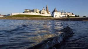 Волга Казань Кремль