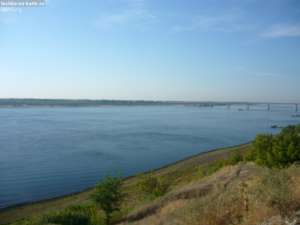 Волгоград, Волга