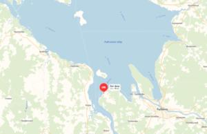 Биг Фиш - Big Fish - рыболовная база на рыбинске, обзор карты