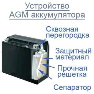 устройство аккумулятора для лодочного мотора