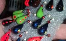 Мормышки на плотву зимой: как выбрать самую уловистую