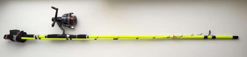 Удилище Premier 2.1 с нагрузкой до 25 кг и катушкой COBLLA