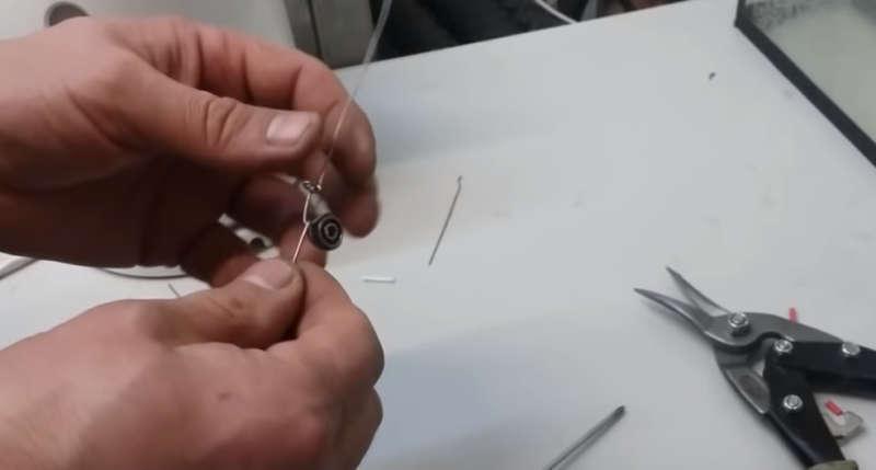 Изготовления кивка щербакова своими руками