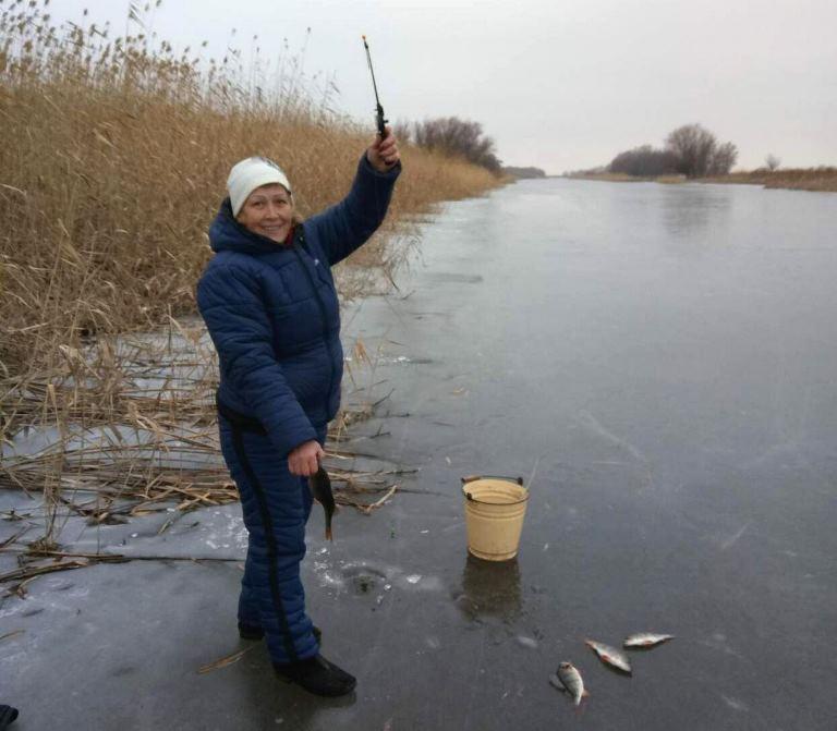 Отчет о рыбалке на Волге