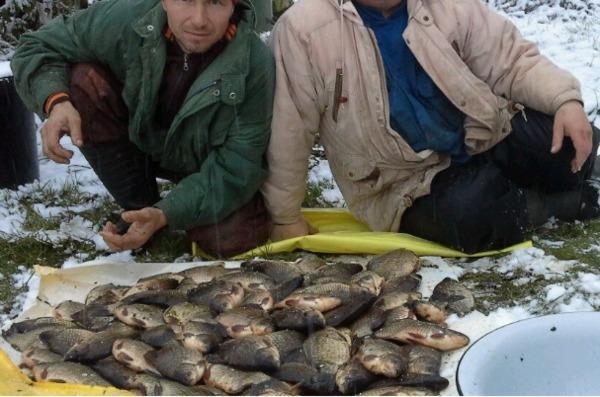 Фото Отчет о рыбалке на карася в Иваново