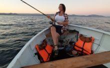 Отчет о рыбалке на ставидку
