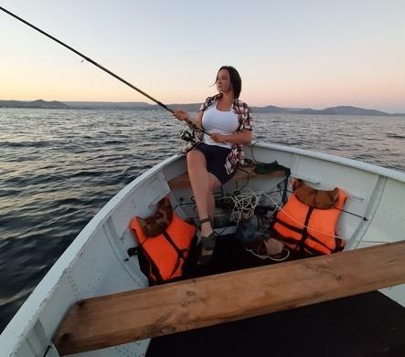 Отчет о рыбалке на ставридку