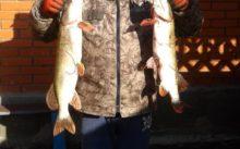 Отчет о рыбалке река Оша