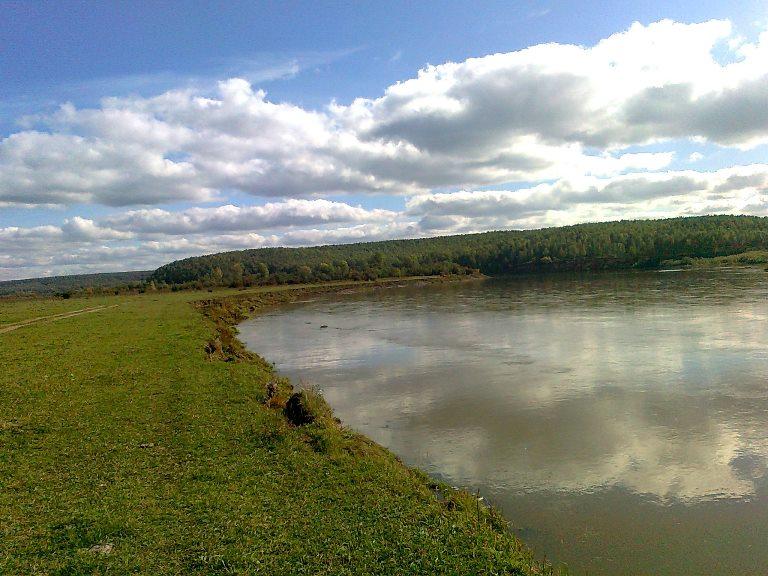 Отчет о рыбалке на щуку река Кия