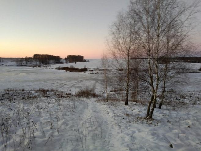 Отчет о рыбалке на окуня в Брянской области