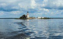 Прогноз клева рыбы Кубенское озеро Вологодской области