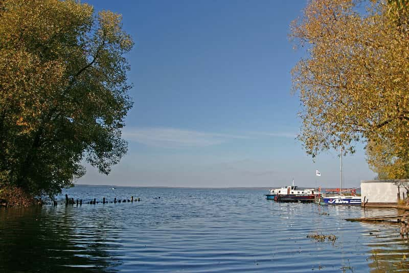 Реки озера Плещеево – рыбалка и запреты
