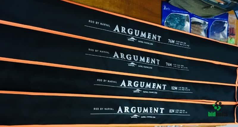 Narval Argument (Нарвал Аргумент) отзывы, цена, обзор, где купить