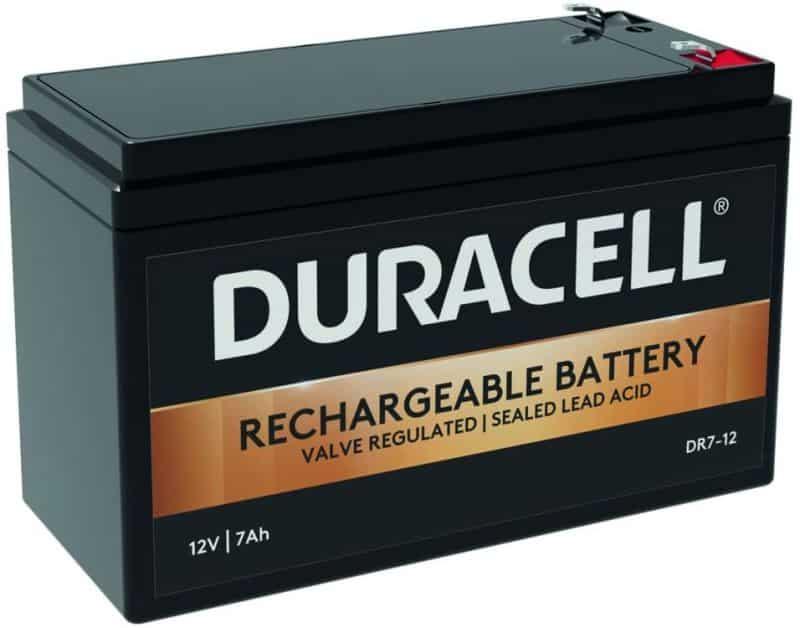 Duracell Original DR7-12 свинцово-кислотная батарея для эхолота