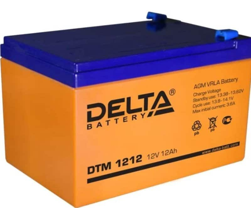 Delta HR 12-12 для эхолота
