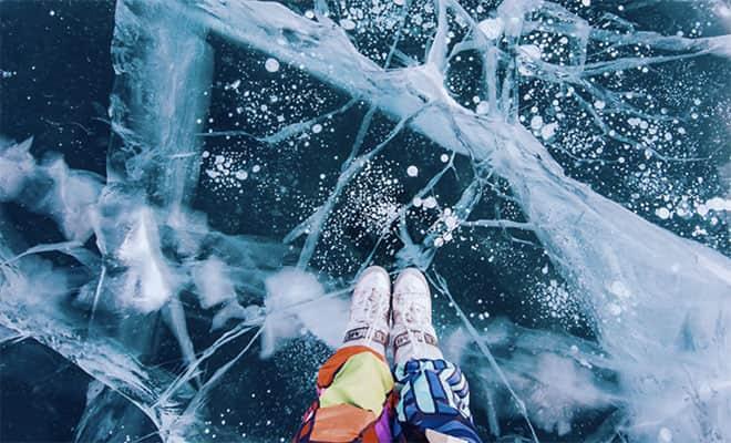 лед эхолот