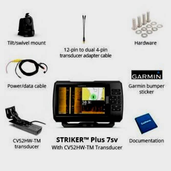 Garmin Striker 7SV